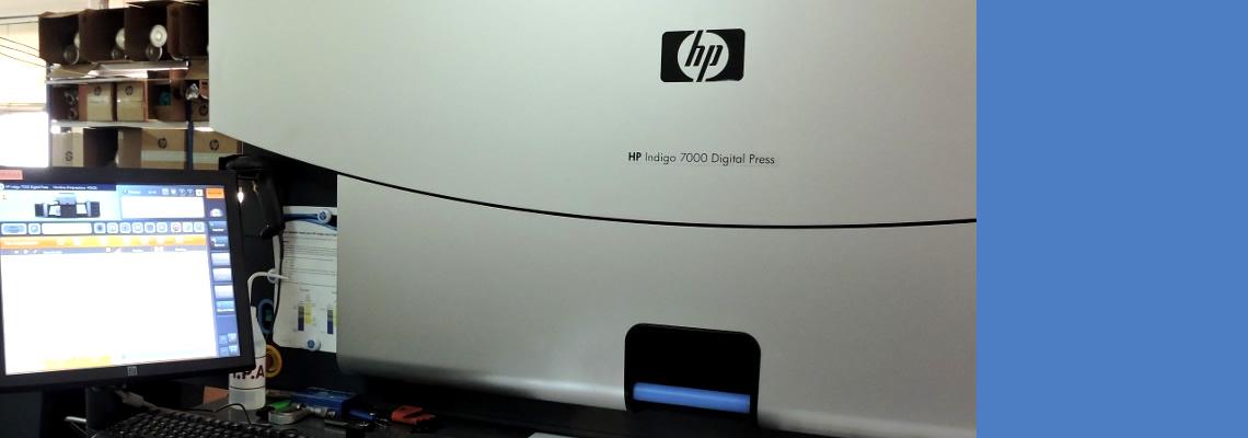 HO Indigo 7000 Digital Press